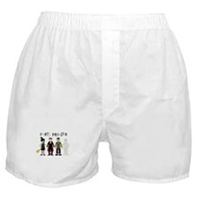 Party Monster Boxer Shorts