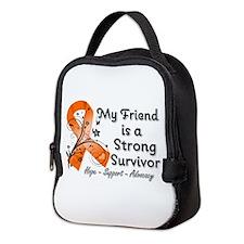 Friend Strong Survivor Neoprene Lunch Bag
