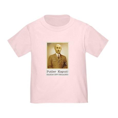 Putin Hitler Toddler T-Shirt