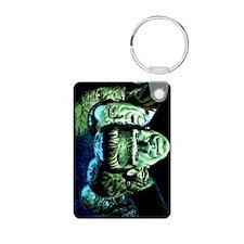 Universal Monsters Aluminum Photo Keychain