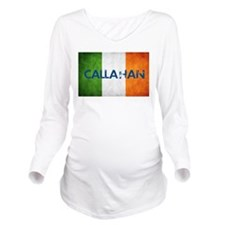callahan.jpg Long Sleeve Maternity T-Shirt