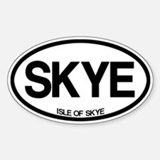 Isle of Skye Bumper Stickers