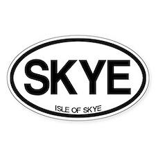 Isle of Skye Decal