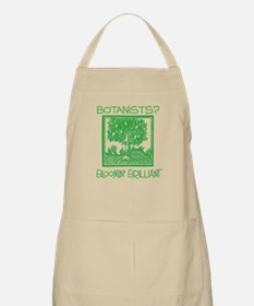 Bloomin Brilliant Botanists Green Apron