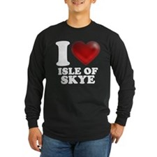I Heart Isle of Skye Long Sleeve T-Shirt