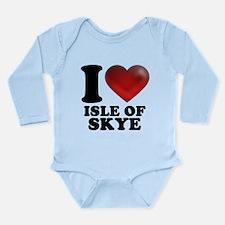 I Heart Isle of Skye Body Suit