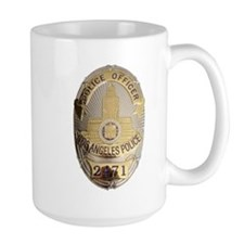 (LAPD) Police Cup Mugs