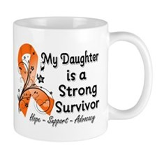 Daughter Strong Survivor Mug