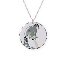 Ring-Tail Lemur Necklace