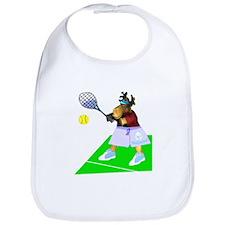 Tennis Moose Bib