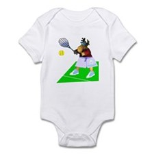 Tennis Moose Infant Bodysuit