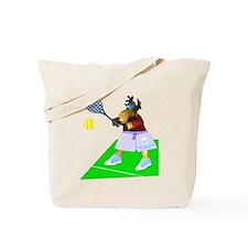 Tennis Moose Tote Bag