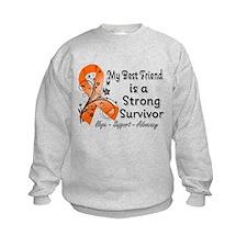 Best Friend Strong Survivor Sweatshirt