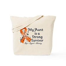 Aunt Strong Survivor Tote Bag