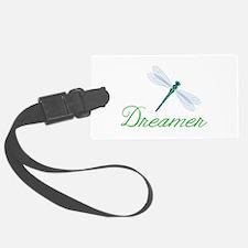 Dreamer Luggage Tag