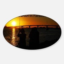 Sunset in Paradise Decal