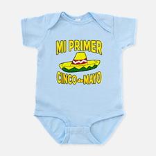 Mi Primer Cinco de Mayo Infant Bodysuit