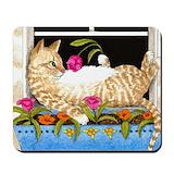 Cat 451 Mouse Pads