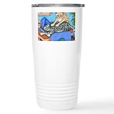 Cat 456 Travel Mug