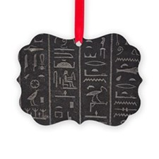 Rosetta Stone Ornament