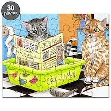 Cat 464 Puzzle