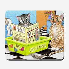 Cat 464 Mousepad