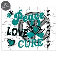 Peace Love Cure 2 IC Puzzle
