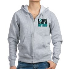 Losing Is Not an Option IC Zip Hoodie