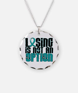 Losing Is Not an Option IC Necklace
