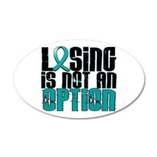 Losing Is Not an Option IC Wall Decal