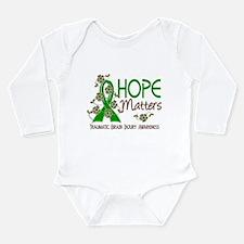 Hope Matters 3 IC Long Sleeve Infant Bodysuit