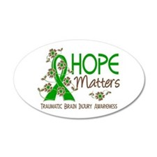 Hope Matters 3 IC Wall Decal