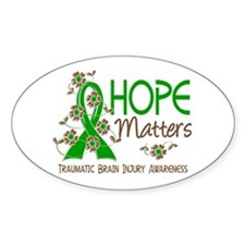 Hope Matters 3 IC Decal