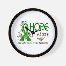 Hope Matters 3 IC Wall Clock