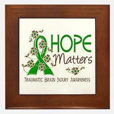 Hope Matters 3 IC Framed Tile