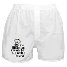I flash people Boxer Shorts