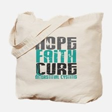 Hope Faith Cure IC Tote Bag
