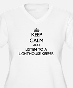 Keep Calm and Listen to a Lighthouse Keeper Plus S