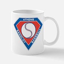 Athens Sandlot Baseball Mugs