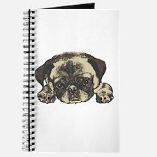 Pug Cutie Journal