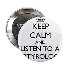 "Keep Calm and Listen to a Martyrologist 2.25"" Butt"