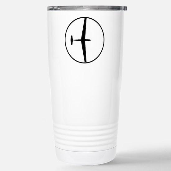 Glider Stainless Steel Travel Mug