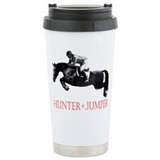 jumper hunter horses Travel Mug