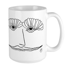 Simpatico Soulmate Large Right Handed Mugs