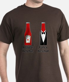 Fancy Ketchup 2 T-Shirt