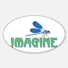 Imagine Decal