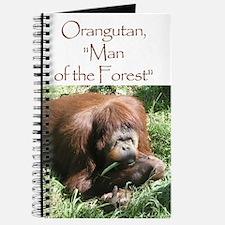 Helaine's Orangutan Journal