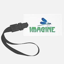 Imagine Luggage Tag