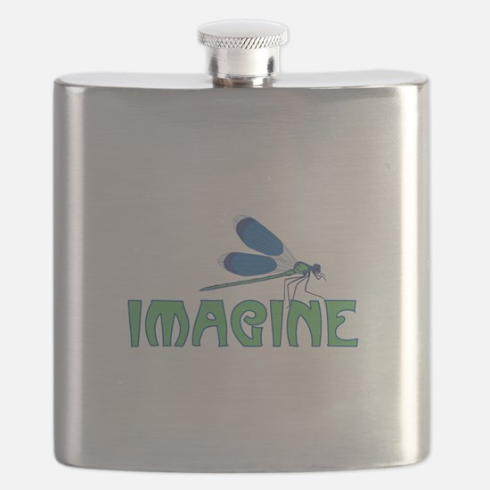 Imagine Flask