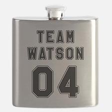 Team Watson #4 Flask